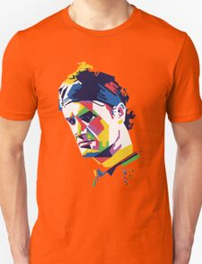 Roger Federer   PolygonART Unisex T-Shirt