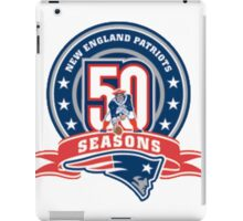 50 YEARS PATRIOT iPad Case/Skin
