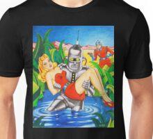 SHOMBERG ROBOT Unisex T-Shirt