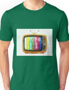 Television Pencil Unisex T-Shirt