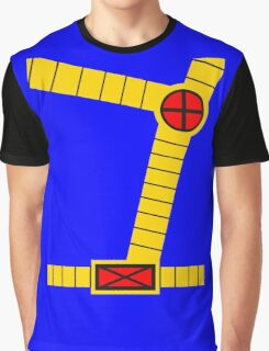 Cyclops Vest Graphic T-Shirt