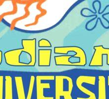 IU Spongebob Sticker