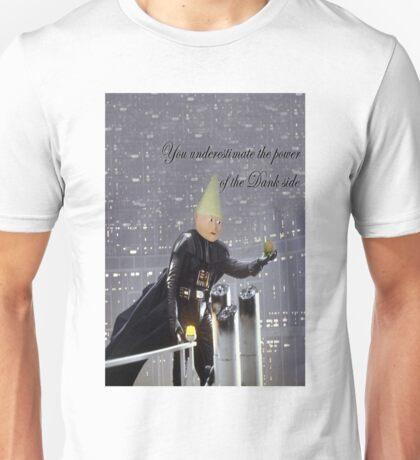 Power of the Dank side Unisex T-Shirt