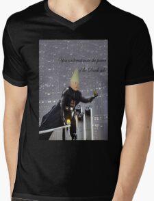 Power of the Dank side Mens V-Neck T-Shirt