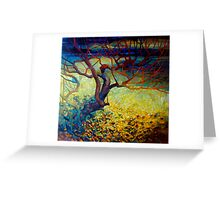 january dawn Greeting Card