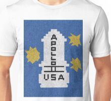 Hello Apollo 11 (The Shining) Sweater Texture Danny Torrence Unisex T-Shirt