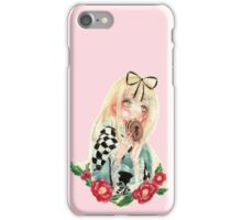Dorayaki and Alice iPhone Case/Skin