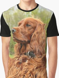 Red Setter Graphic T-Shirt