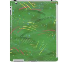 Painty jungle iPad Case/Skin