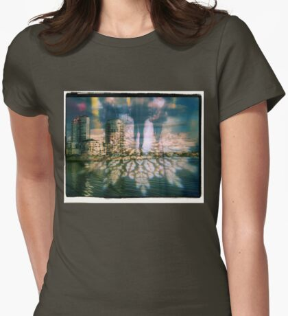 Yaletown + Community Womens Fitted T-Shirt