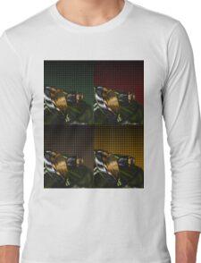 Pop Porsche Long Sleeve T-Shirt