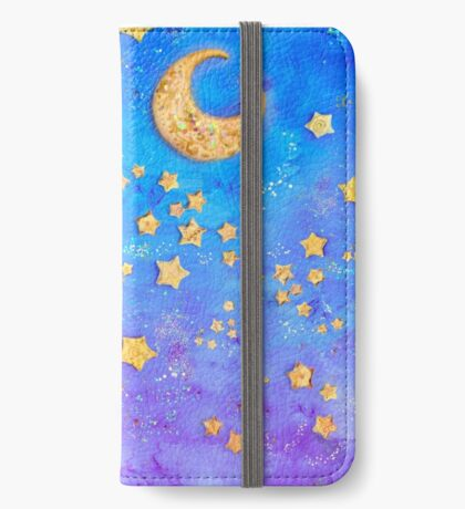 Starry night iPhone Wallet/Case/Skin