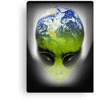aliens 3 Canvas Print