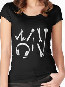 Stage Tools Women's Fitted Scoop T-Shirt