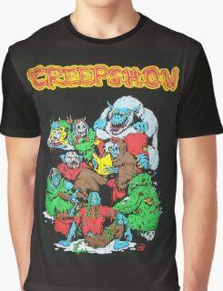Creep Show Vintage Design Graphic T-Shirt