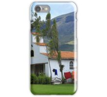 Small Chapel iPhone Case/Skin