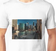 Patio With a View Unisex T-Shirt