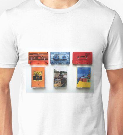 Basement Cassette Discography Unisex T-Shirt
