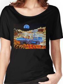 MOON BUGGY Women's Relaxed Fit T-Shirt