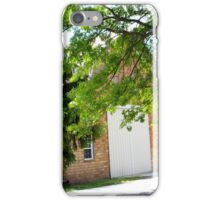 LOVLY BRICK BARN iPhone Case/Skin