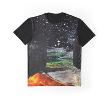 There is a Place Where Dreams and Nighmares Intersect Graphic T-Shirt