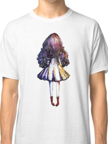 Girl and Red Doc Classic T-Shirt