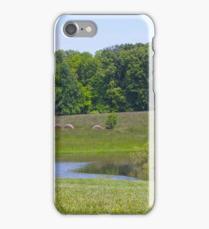 INDIANA LANDSCAPE iPhone Case/Skin