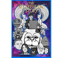 the Neverending Story 30th anniversary Photographic Print