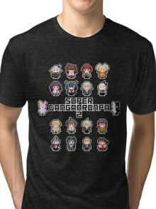 Super Retro Despair 2 Tri-blend T-Shirt