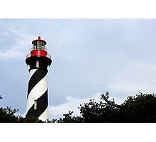 St. Augustine Lighthouse Photographic Print