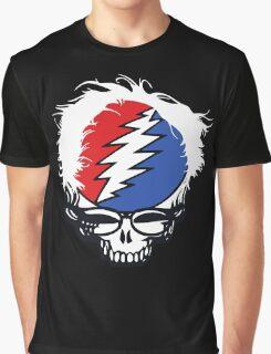 Bernie Sanders Grateful Death 1 Graphic T-Shirt