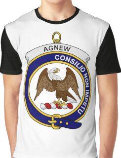 Agnew Clan Badge Graphic T-Shirt