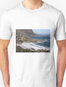 Beautiful Cape Town view Unisex T-Shirt
