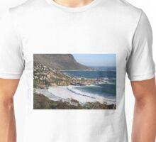 Beautiful Cape Town view Unisex T-Shirt