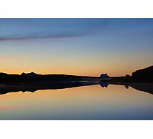 Suilven and Cul Mor Photographic Print