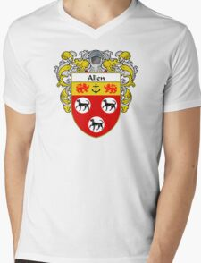 Allen Coat of Arms/Family Crest T-Shirt