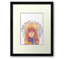 Andy Autummn Framed Print