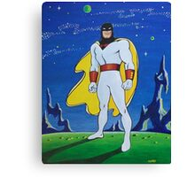 SPACE GHOST Canvas Print