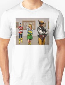 Ferris' Day X Unisex T-Shirt