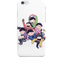 Osomatsu-san iPhone Case/Skin