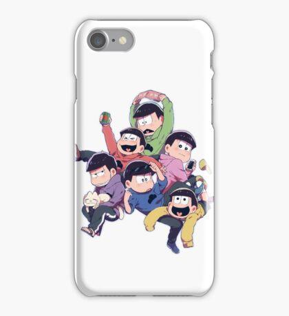 Osomatsu-san iPhone Case/Skin