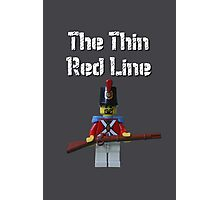 The Thin Red Line by Tim Constable Photographic Print