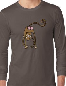 Monkabum Long Sleeve T-Shirt