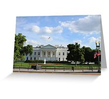 White House Greeting Card