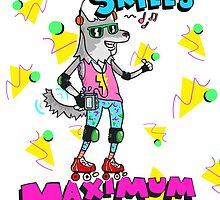 Minimum Skills: MAXIMUM COOL by lauriepink