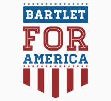 Bartlet for America 2 Baby Tee