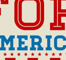 Bartlet for America 2 Sticker