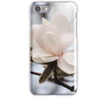 Two Beautiful Magnolias iPhone Case/Skin
