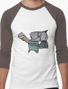 011 Men's Baseball ¾ T-Shirt
