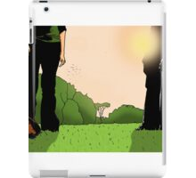 What shall we do with the dead body iPad Case/Skin